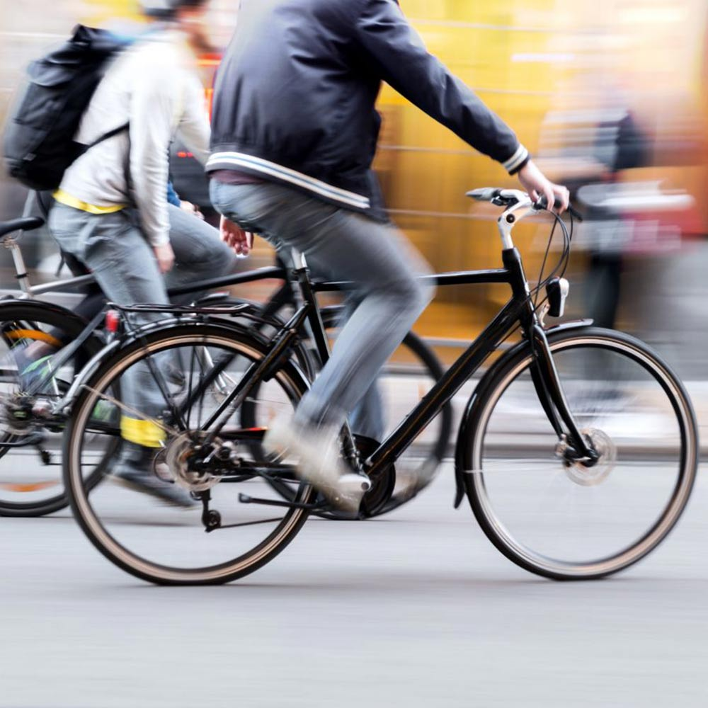 Guardar bicicleta Bilbao