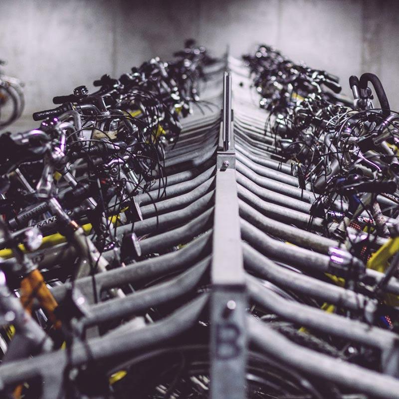 Parking Bicis Bilbao